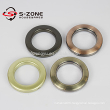 Decorative Plastic Grommets Ring For Curtains