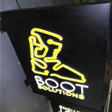 Custom Made LED Light Box Signage
