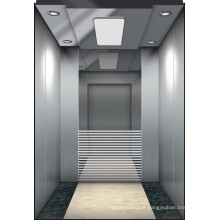 Small Machine Elevator Room Passenger Lift Running Stable OEM Provided