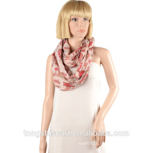 polyester infinity scarf 195-01 HI302