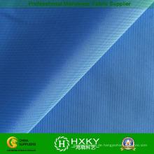 100 % Polyester glänzend Speicher Stoff für Trenchcoat