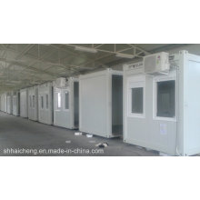 Commercial ISO Light Stahl Fertigmodell / Modular / Mobile / Prefab / Portable / Container House (shs-fp-office051)