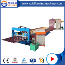 High Efficiency Iron Wall Panel Former Machine
