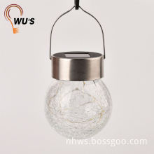 Reasonable & acceptable price factory directly landscape glass hanging light