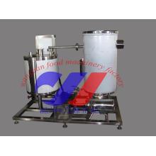 Bebidas do suco de fruta Uht máquina instantânea da esterilização