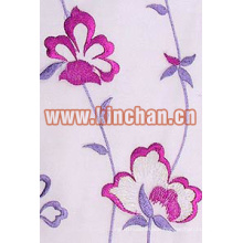 Embroidery Fabrics For Hometextiles