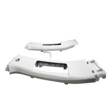 Pièces en plastique moulées par injection ABS bon marché de haute qualité