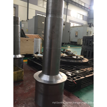 Alloy Steel Forged Shaft Builder with Fast Delivery