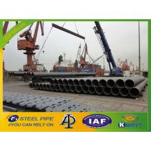 Tubos de aço para transporte de gás e petróleo / SSAW