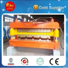 Máquina formadora de rolos de camada dupla (HKY)