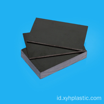 Kain Epoxy Glass Laminate Hitam FR4 Lembar