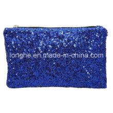 Saco de embreagem de lantejoulas de moda (LY0086)