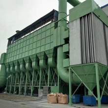 Good Quality for China Bag-Type Dust Remover,Flat Bag Type Dust Collector,Stainless Steel Dust Collector Supplier Cement plant impulse type long bag filter supply to Algeria Suppliers