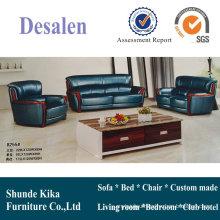 Hot Office Sofa, 1+2+3 Leather Sofa (8255)