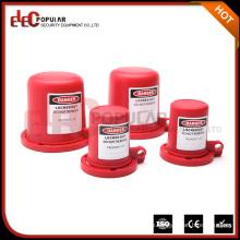 Elecpopular Durable und Vandal Resistant Polypropylen Verstellbare Plug Valve Lockouts Kleine Größe 22mm