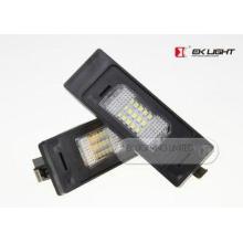 Canbus 18 smd 3528 E64 / E85 / E86 LED License Plate Lights