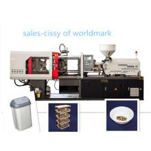 Máquina estable plástica de 100 toneladas Sandard con la máquina de moldeo por inyección