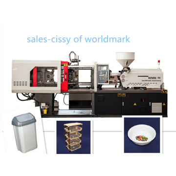 100 Ton Sandard Plastic Stable Machine with Injection Moulding Machine