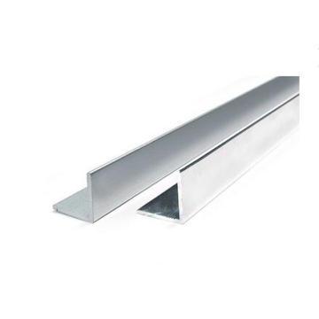 6061 6063 Extrudiertes Aluminium-Aluminium-Winkelprofil