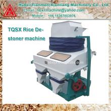 África utiliza ampliamente arroz descascarillado separado máquina
