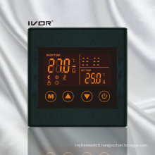 Underfloor Heating Thermostat Touch Switch Plastic Frame (SK-HV2300L8-M)