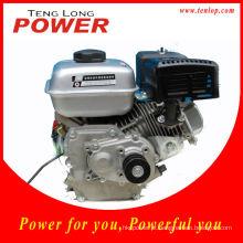 Refrigerado a ar 13HP gasolina com melhores peças excelente desempenho motor 2.5-17HP 389cc gasolina motor potente