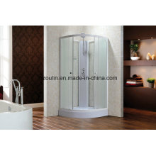Simple Function Shower Cabin Without Roof (AC-72)