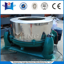 High capacity centrifugal dehydrator machine with CE certificate