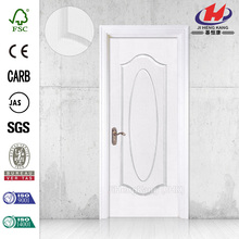JHK-000 Hot Sale Good Customized Whiter Primer Qualité de porte en bois assurée