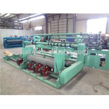 Vollautomatische Kettenglied-Zaun-Maschine hergestellt in China / Zaun, der Maschinen herstellt