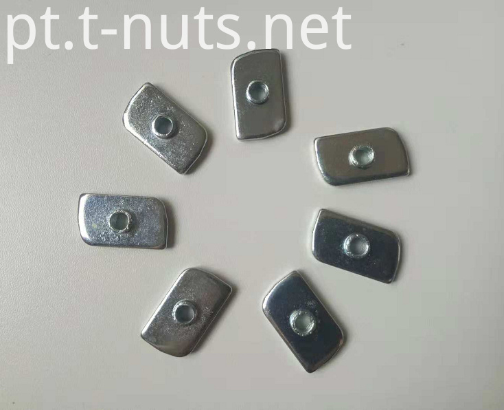 Special Shaped Nuts