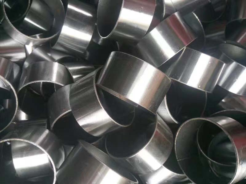 Iron Steel Bushing Adhesive Flange Bushes