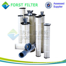 Pleated Bag Filters, Washable Bag Filters, Bag Filters For Cement Dust