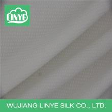 Tejido anti-bacteriano, tejido de tapicería de boda blanca