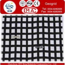 Strength Tensiles 30-30 Fiberglass Geogrid by Weaving Technology