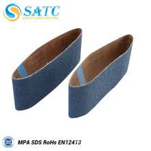 Sanding Belts Abrasive Paper Belt For Polishing 10 PACK
