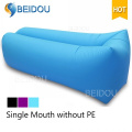 210t Nylon Square Air Bed Canapé gonflable Sac de couchage Laybag