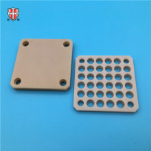 high heat conductivity cooling AIN aluminum nitride sheet