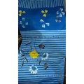 100% poliéster microfibra impresso cama folha de tecido