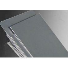 Placa de masa de molibdeno puro (Mo. -1, Mo. -2)