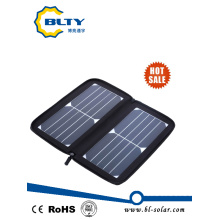 Foldable Solar Pack 5W Solar Panel Charger Bag