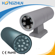 High power outdoor led wall lamp AC85-265V 15/30/45/60 Beam angle