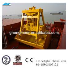 25T radio control remoto cuchara para grúa de barco con certificación de la sociedad de clasificación