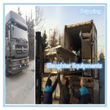 Exportación de la maquinaria de matanza de Zhucheng Furuida Machinery Factory