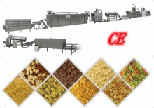 Automatic Breakfast Cereals Corn Flakes Machine Production Line with CE Certificates (CY65-II, CY70-II)