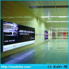 Publicidad Pantalla LED Caja de luz de tela textil