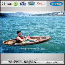 Single Crystal Bottom Clear Transparnet Kayak