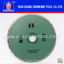 Алмазный режущий диск для бетона, сегмент, сухой срез (HZ366)