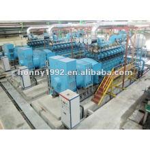 3000kW Gerador Diesel De Alta Tensão-11000V