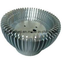 Base do dissipador de calor do diodo emissor de luz para o automóvel usado